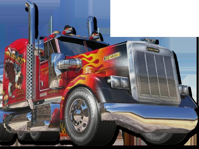 Baguette contrôle Camion